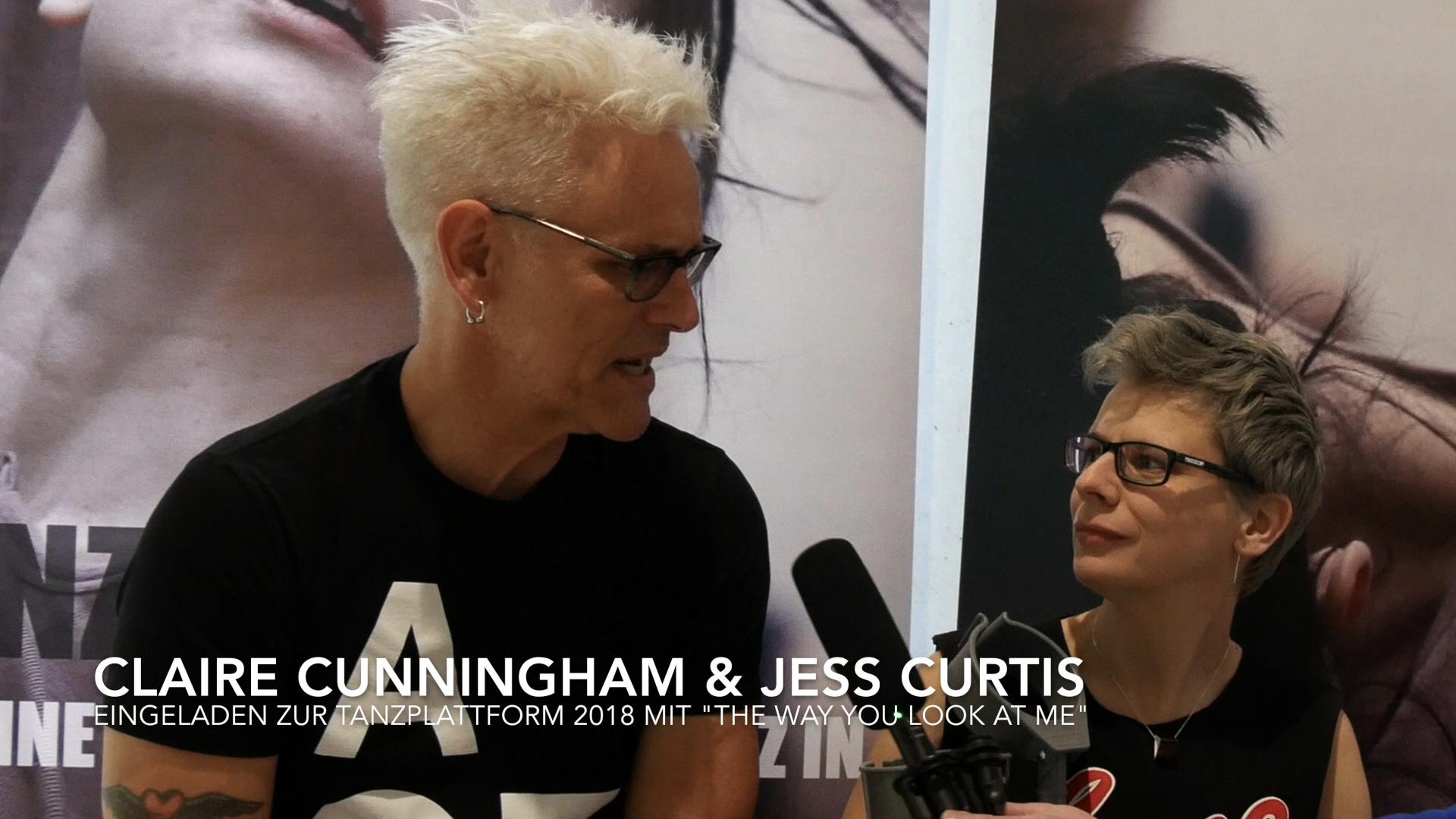 PRESSEBILDER TANZWEB Claire Cunningham and Jess Curtis.001