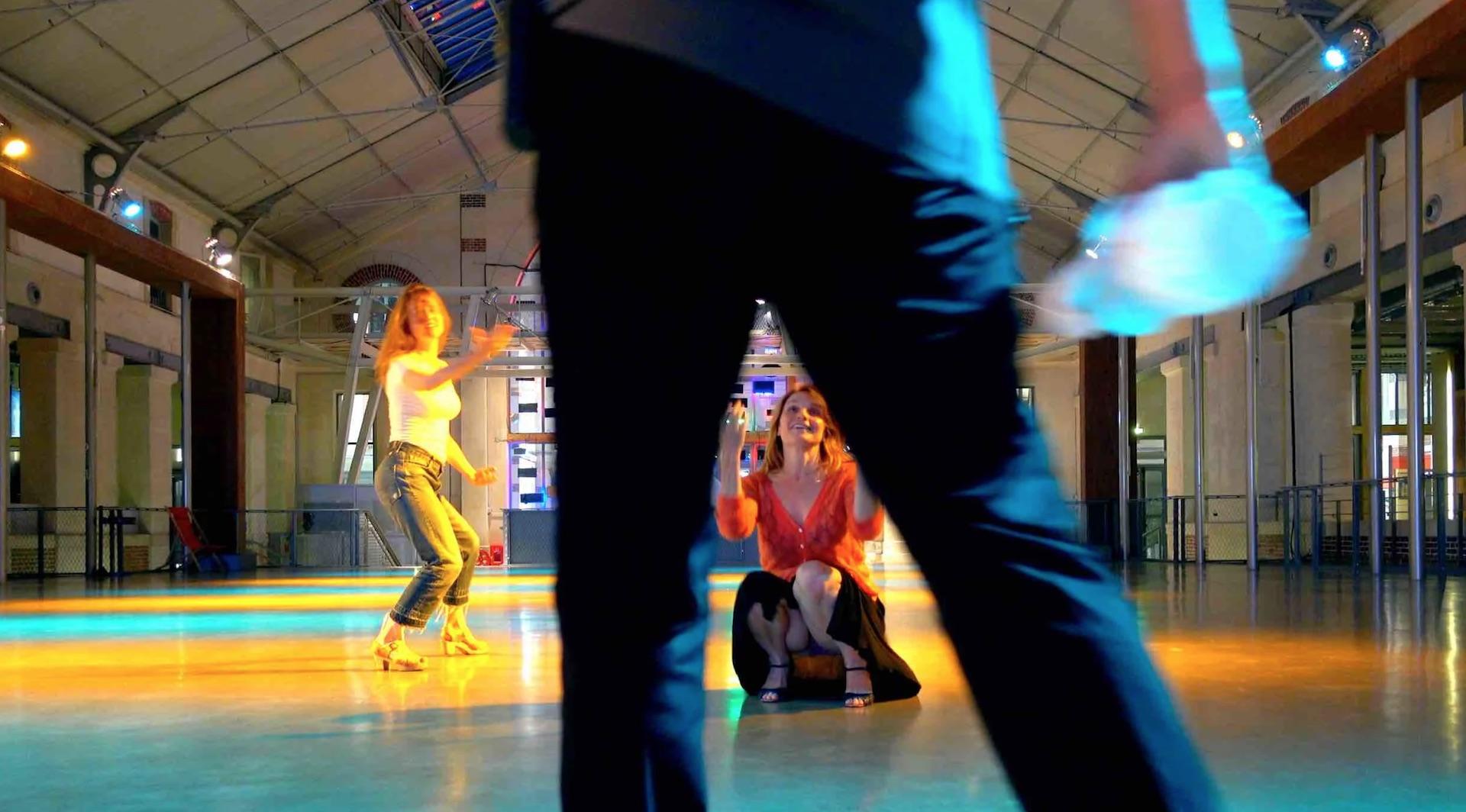 Une minute de danse par jour N°10©Nadia Vadori-Gauthier